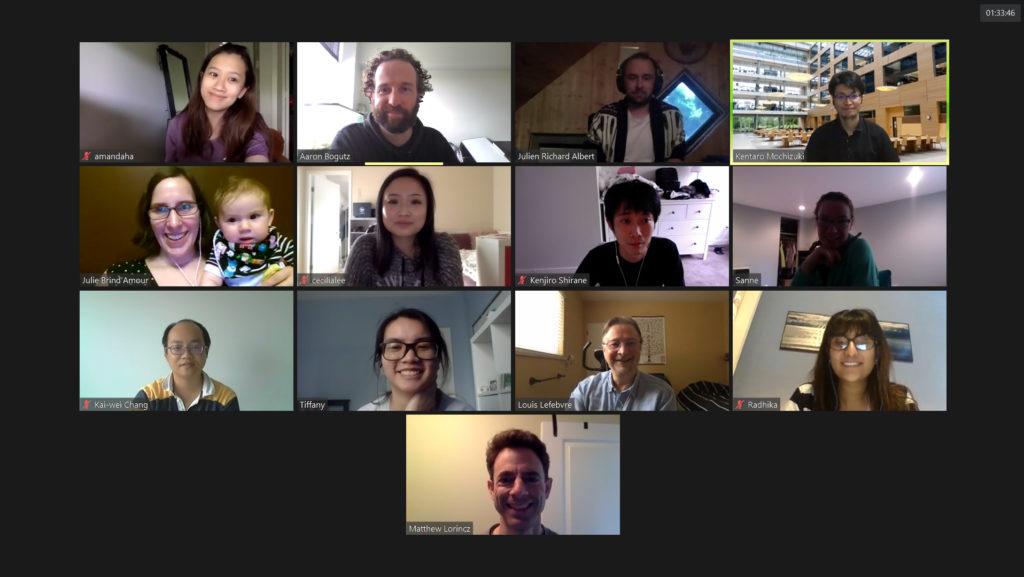 COVID Lab Meeting